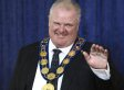 Rob Ford Says Conservatives Ought To Consider Decriminalizing Pot