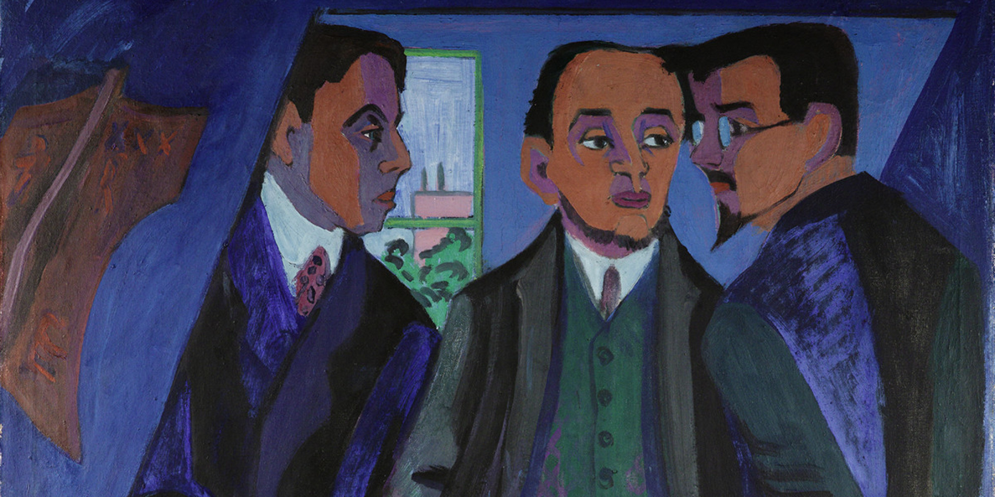 'Degenerate Art' Once Looted By The Nazis Is Now Being Shown In Stunning Exhibition