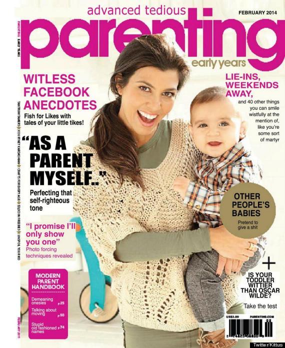 parody magazine