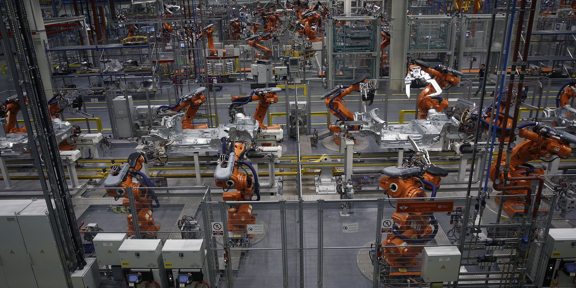 The Income Inequality Implications Of Job Automation  Over