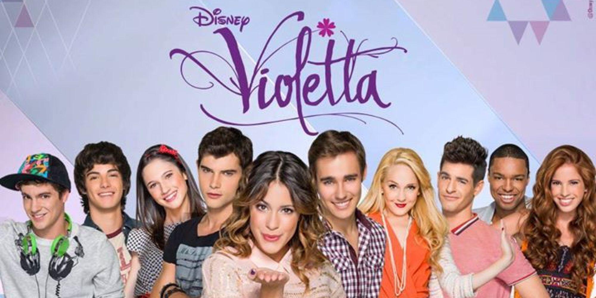 Violetta en concerts paris la star argentine qui a conquis les ados fran aises d barque - Image de violetta et ses amies ...