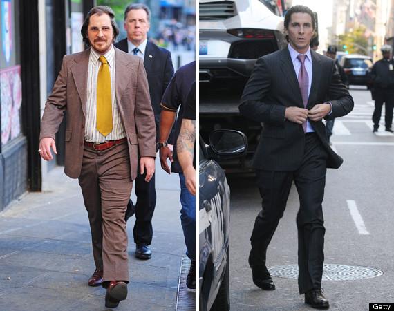 Christian Bale Weight Loss Diet
