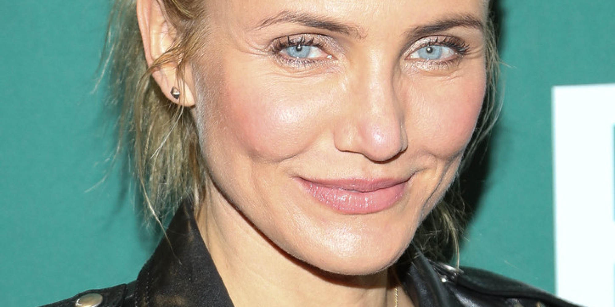 Cameron Diaz Battled Acne, Binged On Greasy Food Back In The Day Cameron Diaz