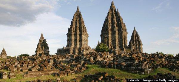 LOOK: Awe-Inspiring Hindu Temples