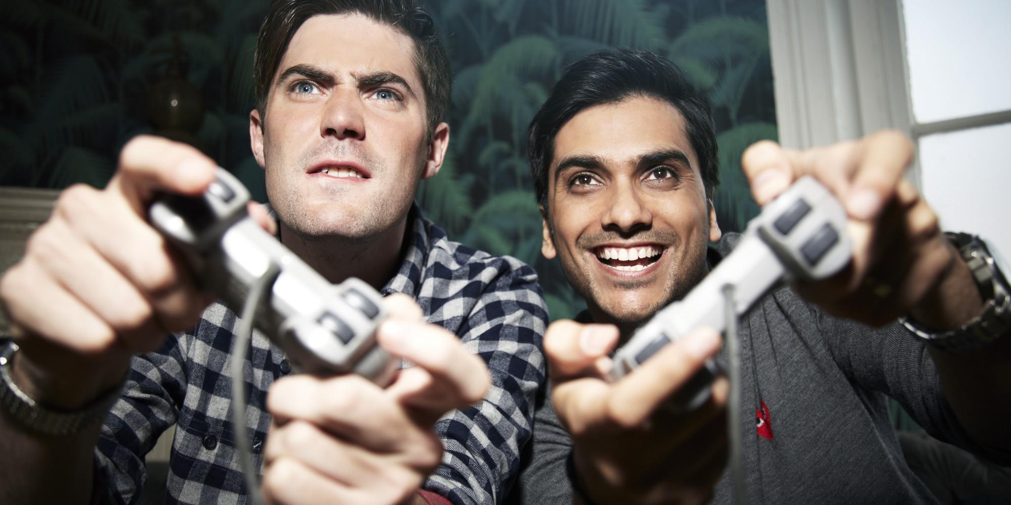 Welch teens watch violent video games