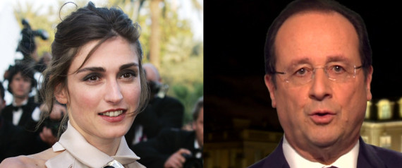 photos julie gayet hollande