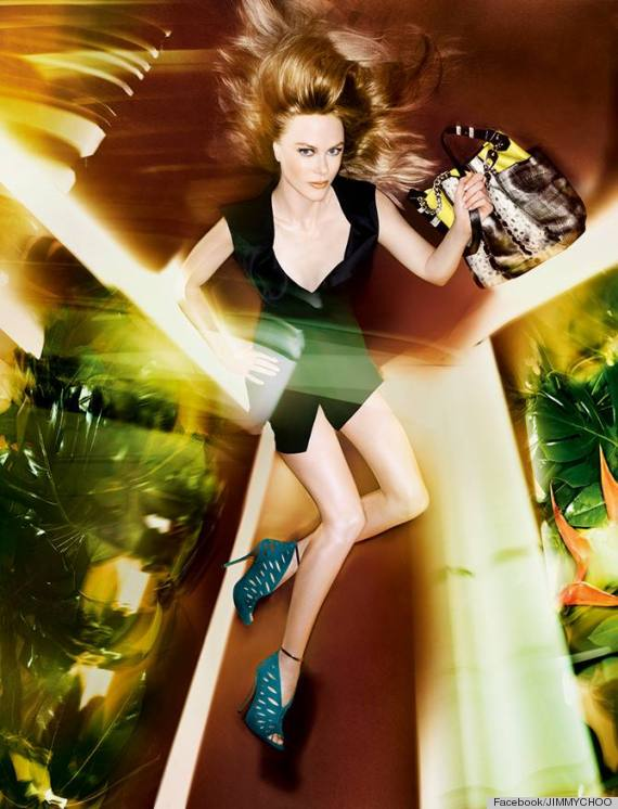 Nicole Kidmans Topless Jimmy Choo Ads Are Making Us Chilly Photos  Huffpost-5745