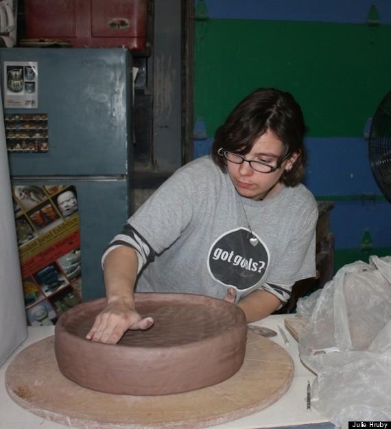 ceramic griddle