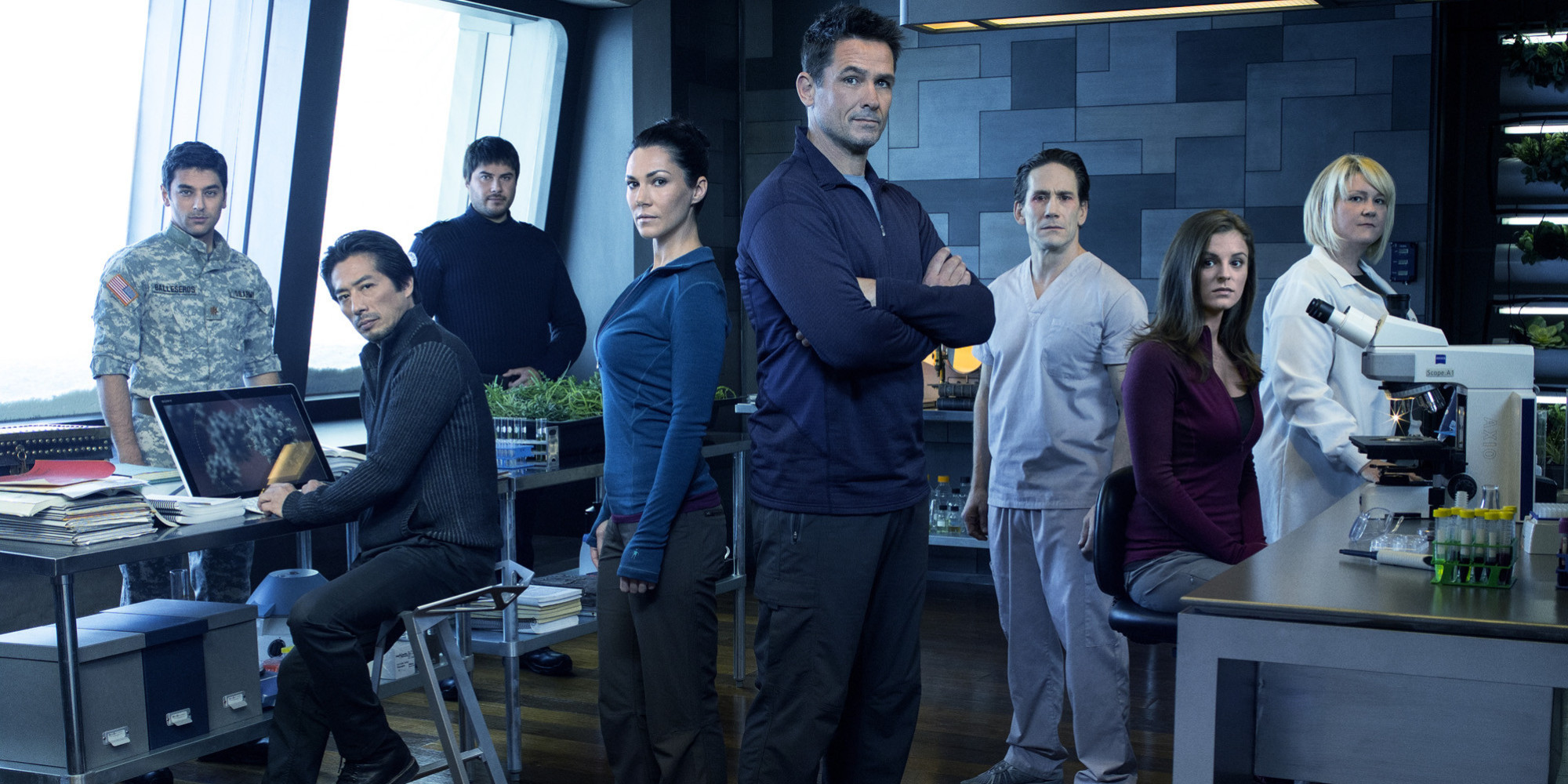 'Helix' TV Show: Everything You Need To Know About The Sci ...