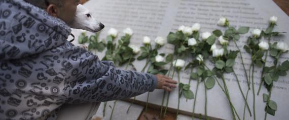 TEL AVIV GAY HOLOCAUST MEMORIAL