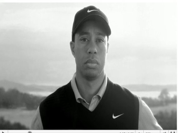 Tiger Woods Nike Ad Video Commercial