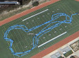 Woman 'Draws' Penis, Vagina On Football Field With Her Nike+ App, Wins Internet (PHOTOS)