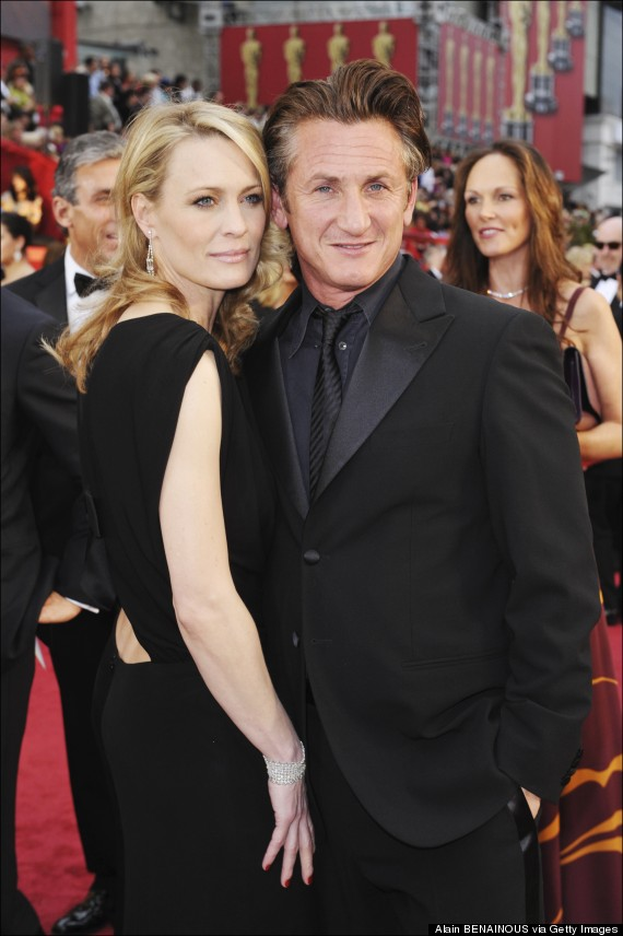 robin wright sean penn