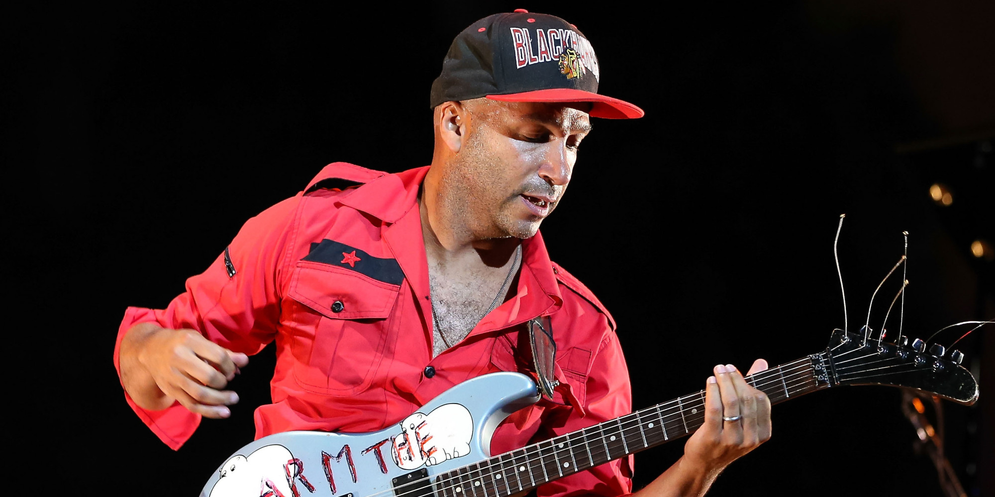 is tom morello gay