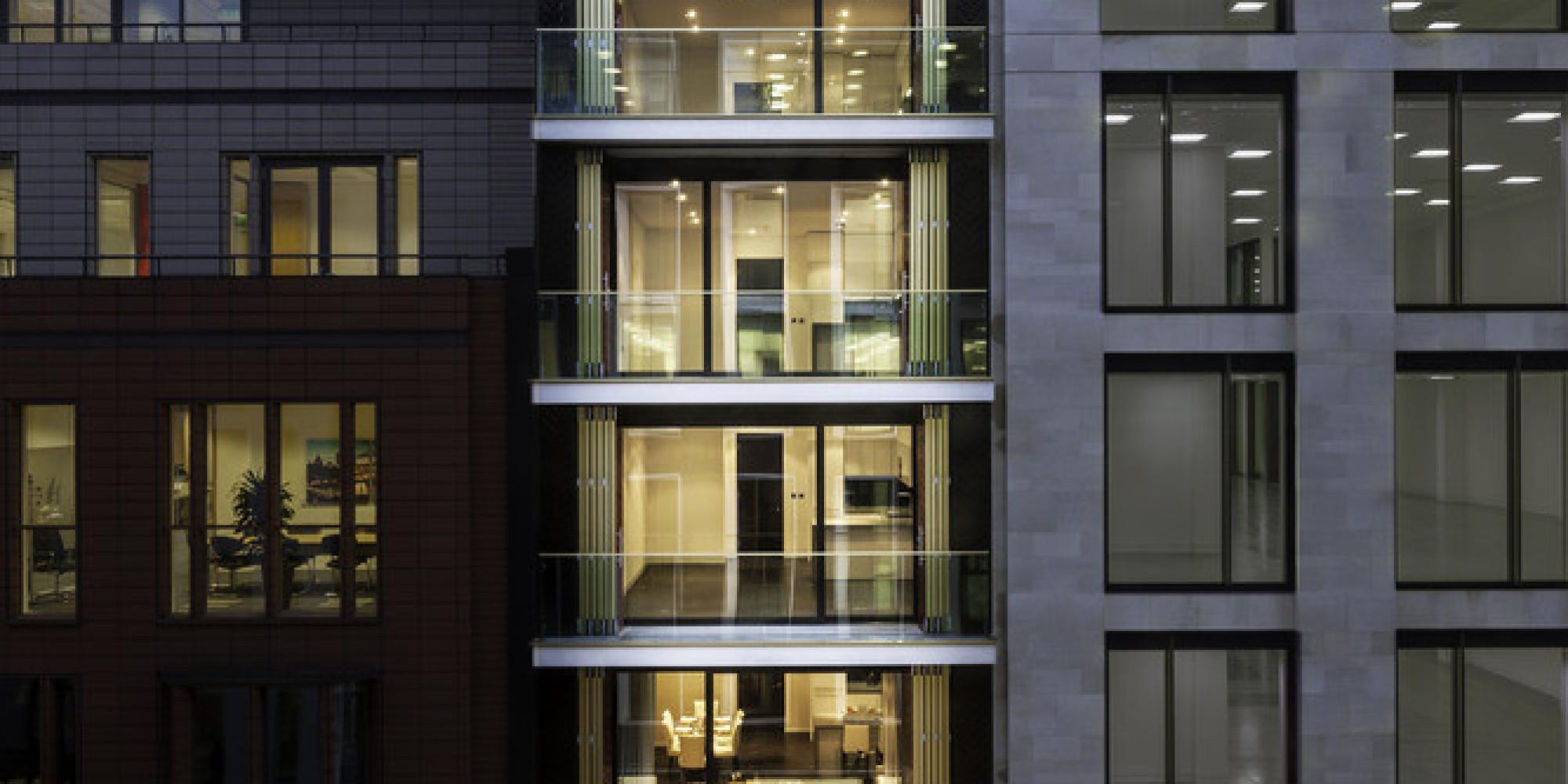 Flats Building Design