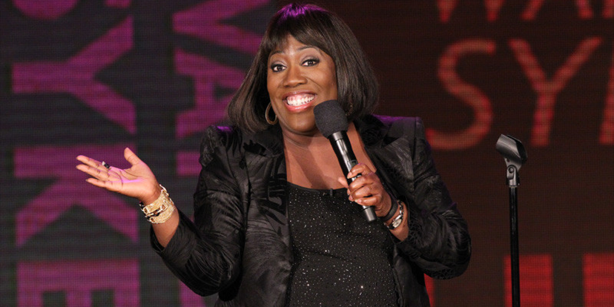 sheryl underwood comedy