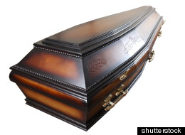 Why Do Vampires Sleep in Coffins?