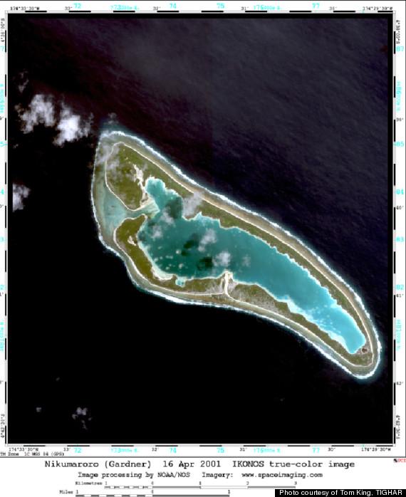 satellite image earhart
