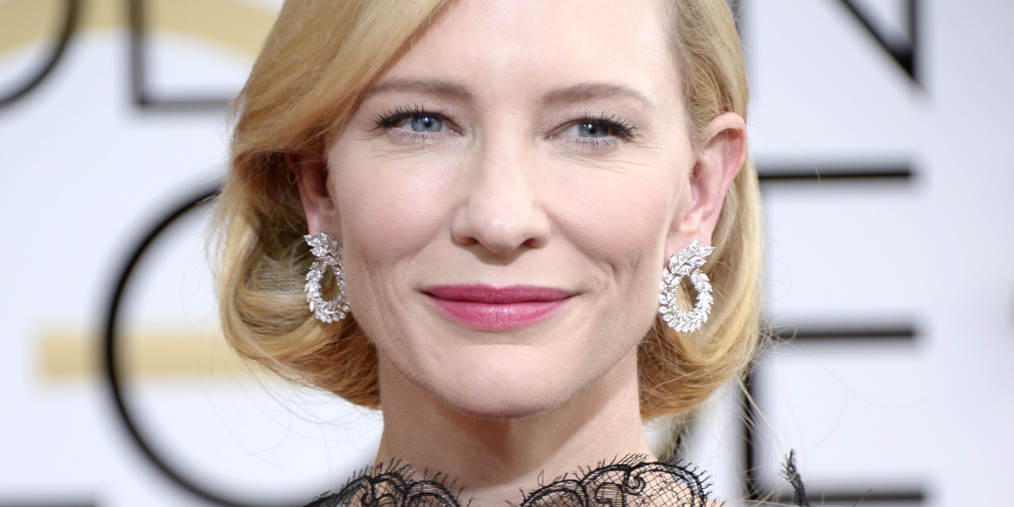 Cate Blanchett Golden Globes Dress 2014 Puts Her Back On The Fashion ...