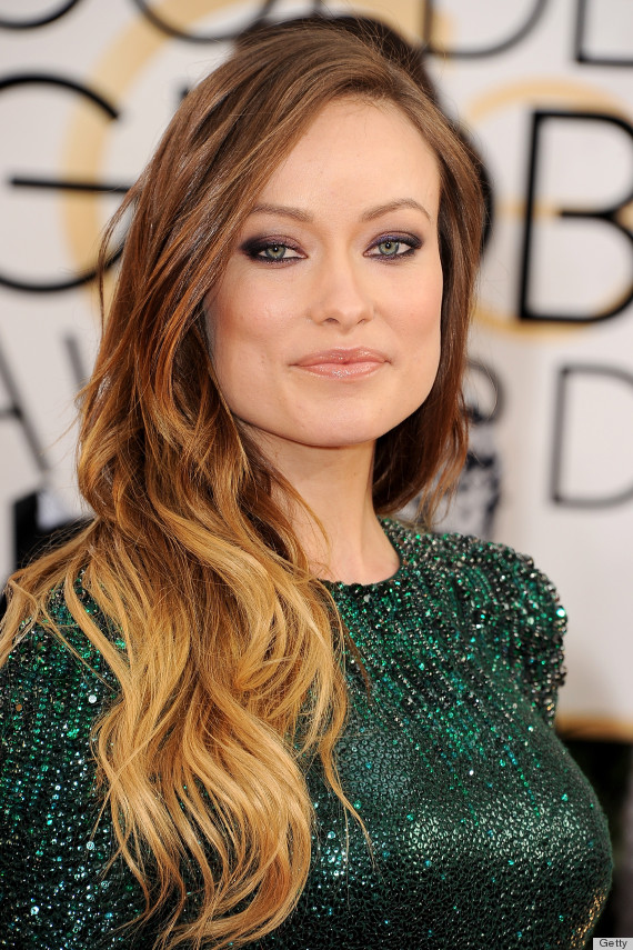 Golden Globes Hair & Makeup Was All About The Drama (PHOTOS)