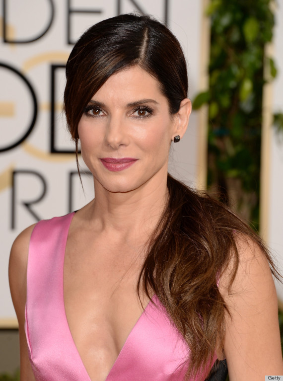 Golden Globes Hair Amp Makeup Was All About The Drama