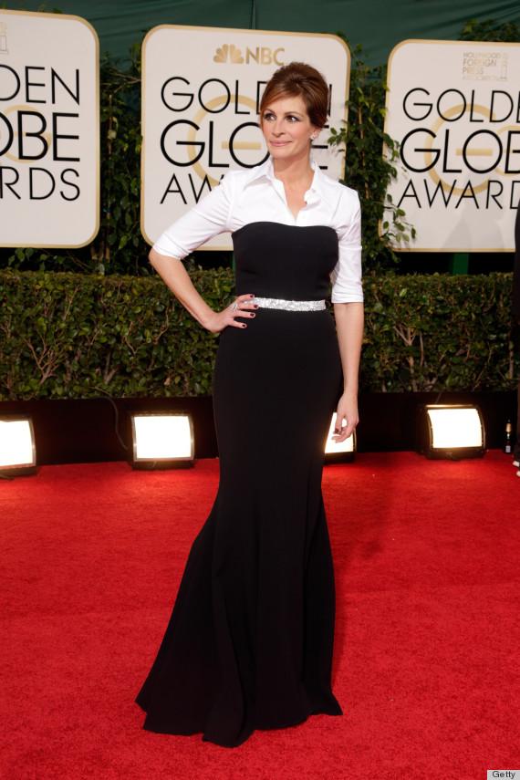 Julia Roberts' Golden Globes Dress 2014 Is Actually A ...