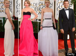 Golden Globes 2014: Red Carpet Pictures