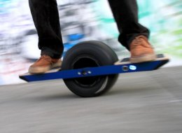 electric skateboard onewheel