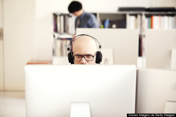 office headphones