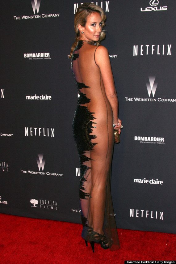 Lady Victoria Hervey See-Through nude 42