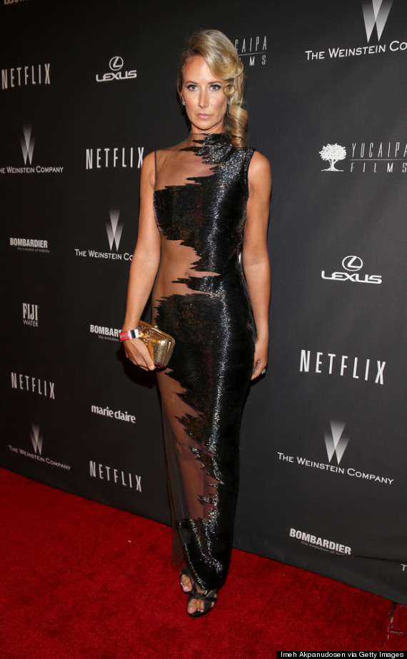 lady victoria hervey raises eyebrows in completely sheer