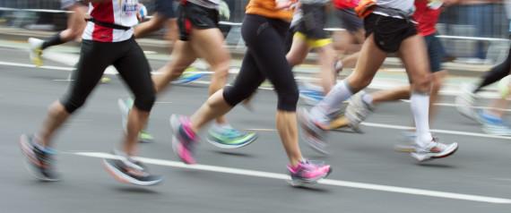 BOSTON CHARITY RACE