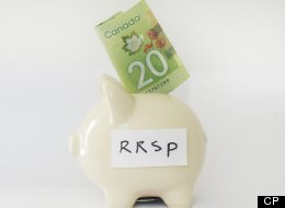 Fewer Canadians Paying Into RRSPs