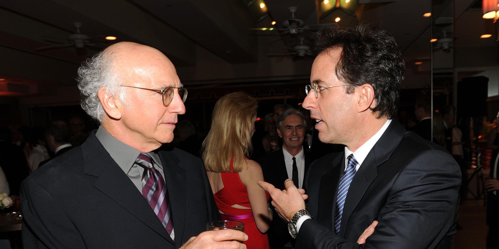 Secret Seinfeld-David Script Maybe Broadway Play | HuffPost