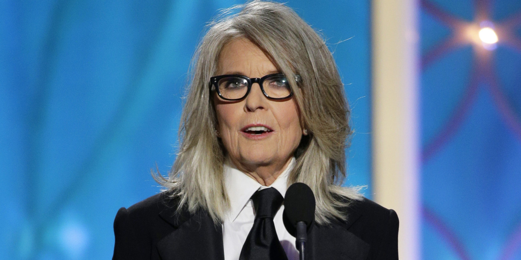 News Diane Keaton Diane Keaton's L'oreal ad