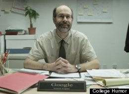 WATCH: If Google Was A Guy