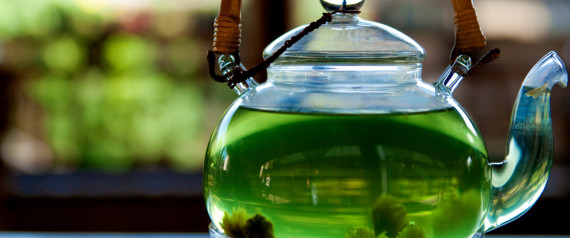 green tea blood pressure medicine