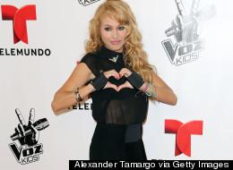 Demanda millonaria de Paulina a Telemundo