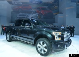 Take A Look At The New Ford F-150