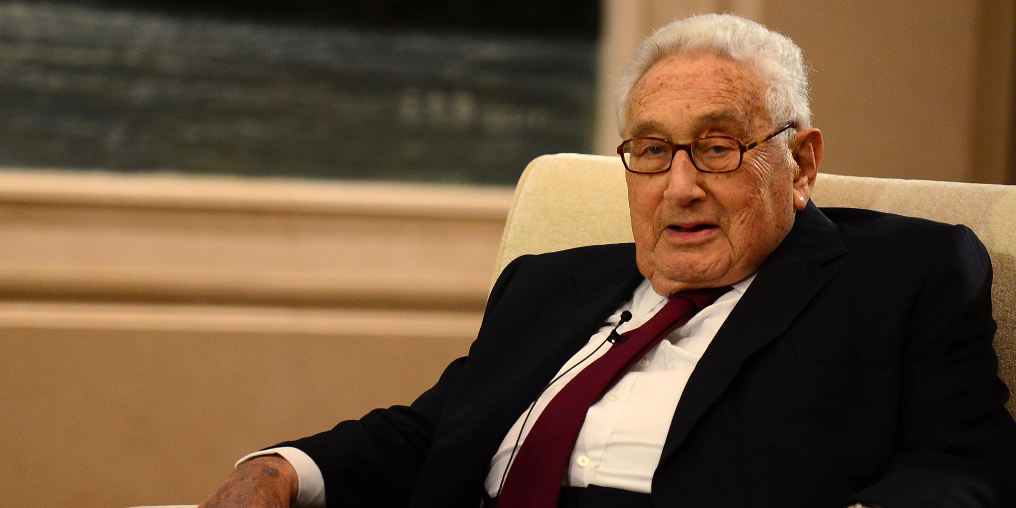 henry kissinger Henry kissinger says the united states needs to strike the islamic state in retaliation for the decapitation of two american journalists, then eliminate it.