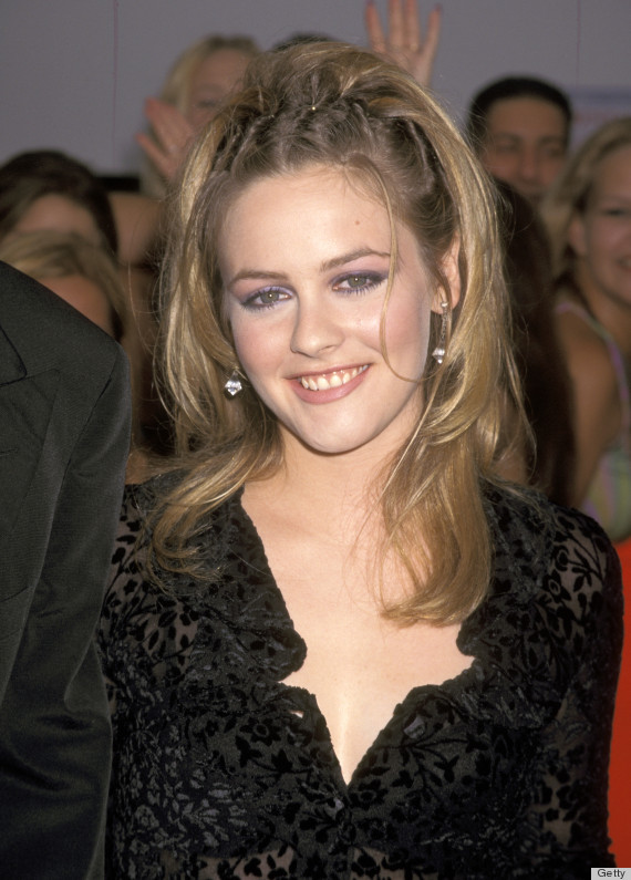 Brilliant 90S Hair Trends That Should Never Come Back The Huffington Post Short Hairstyles Gunalazisus