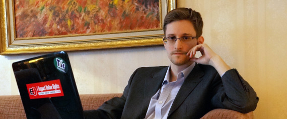 edward snowden press freedom