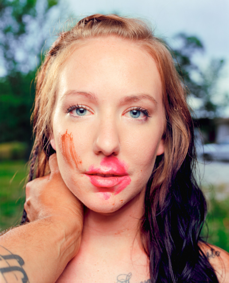 Kiss Out Of Makeup: Artist Confronts Fear Of Making Out In Very Unconventional