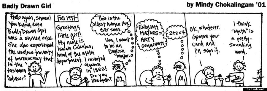 mindy kaling comic