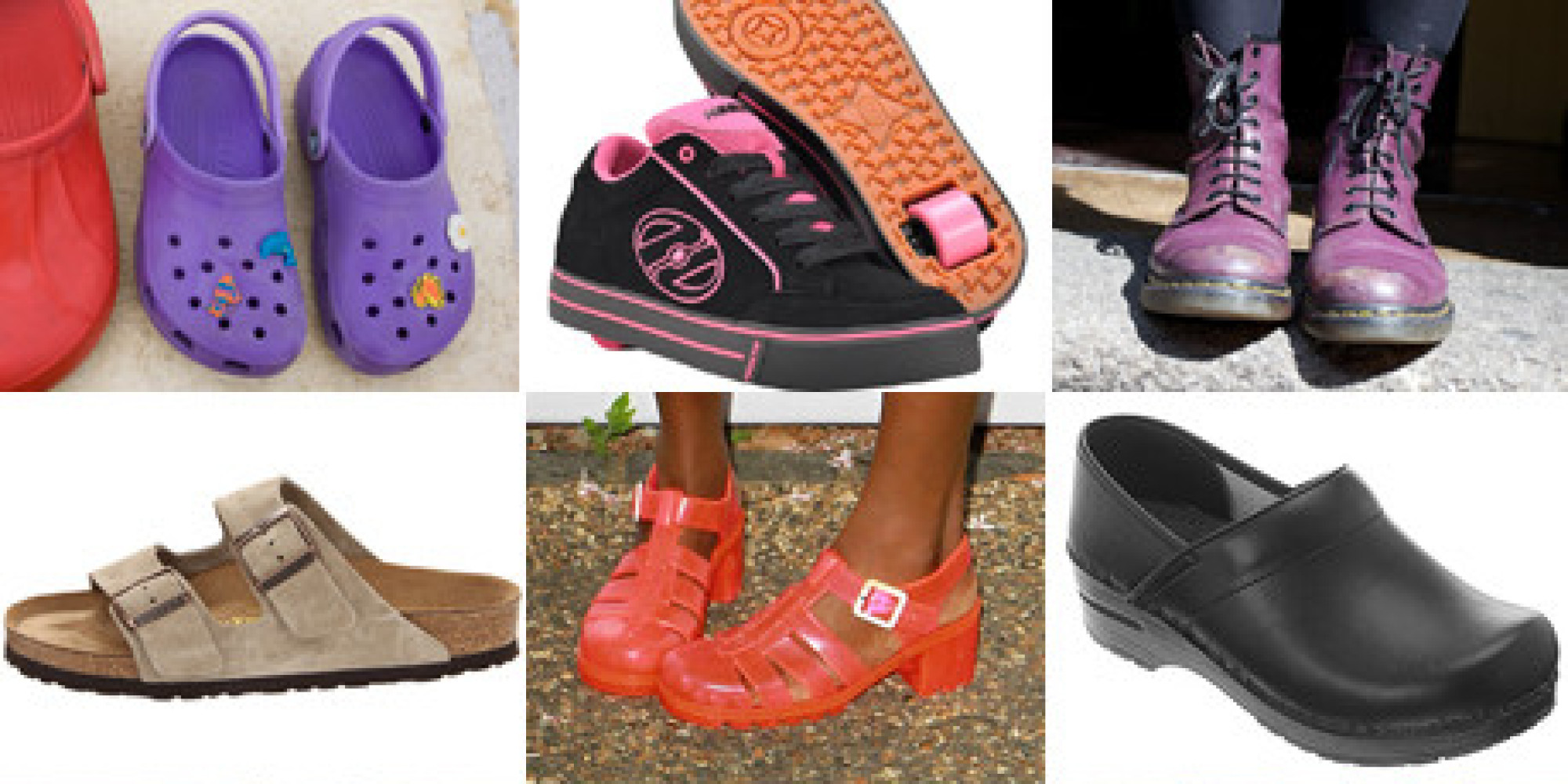 These Shoes Are Ugly And We Love Them Anyway