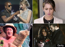 Top 10 'What Were They Thinking?' Celeb Moments