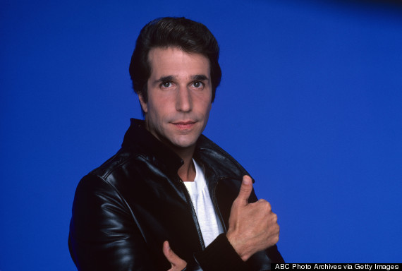 fonz happy days