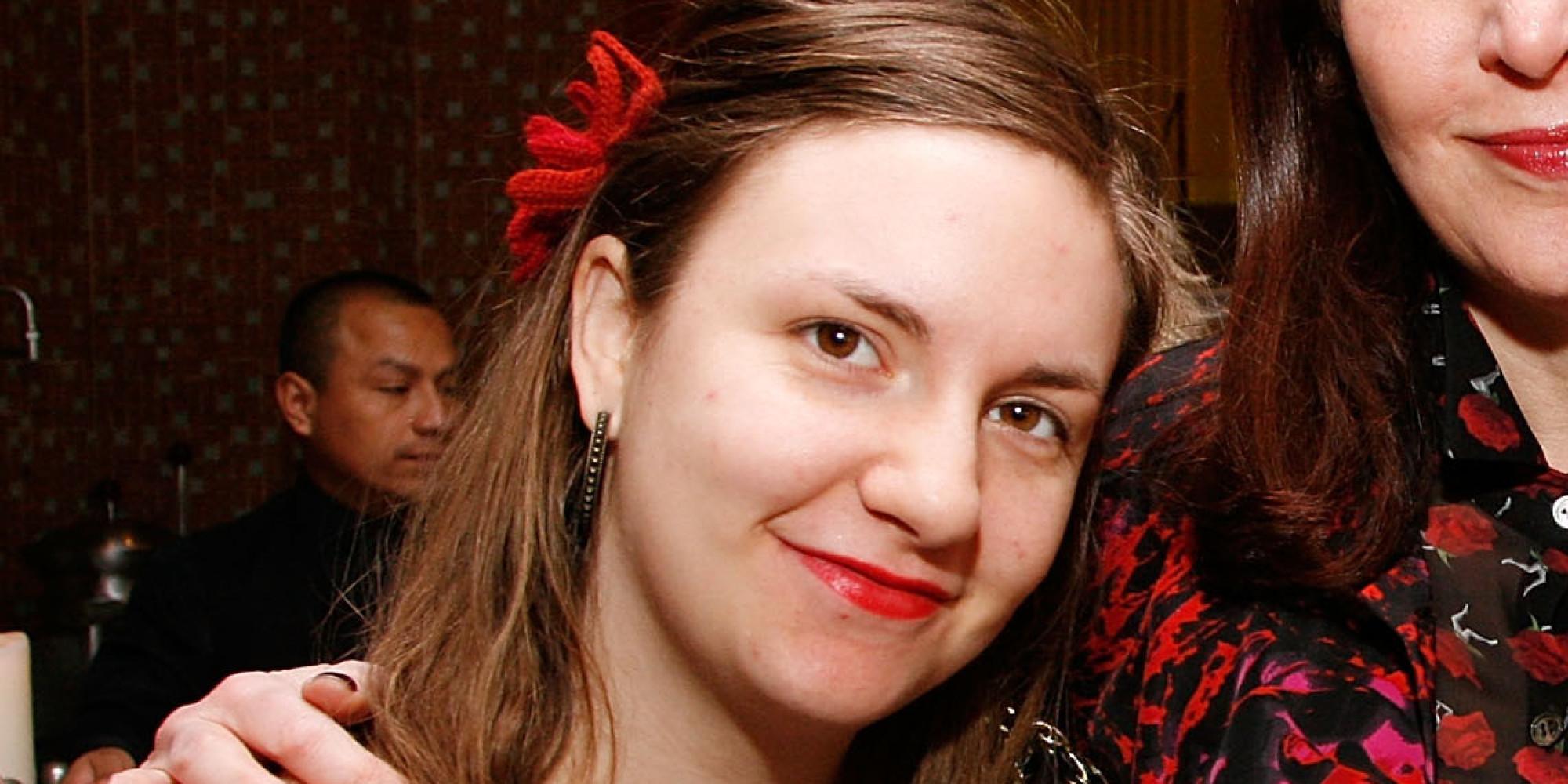 Lena Dunham kid
