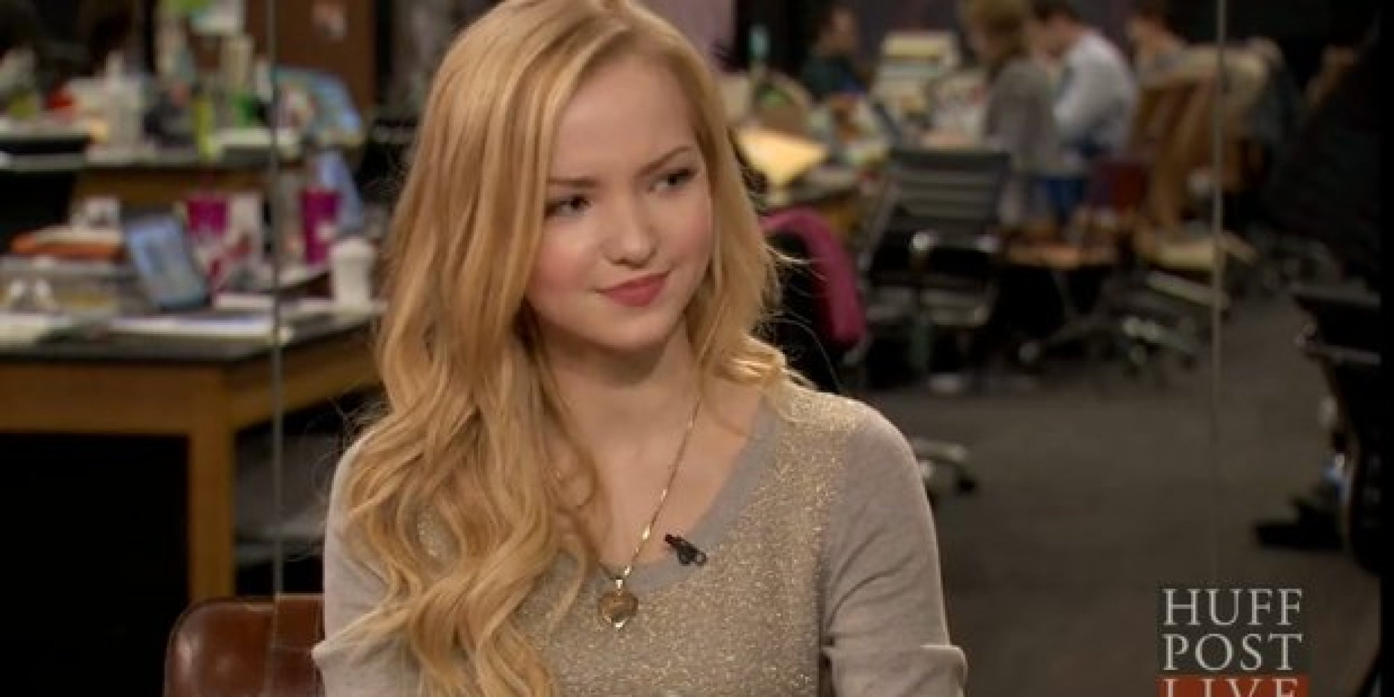 Dove Cameron Talks Working With Ashley Tisdale, Playing Twin