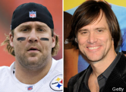 Jim Carrey Ben Roethlisberger